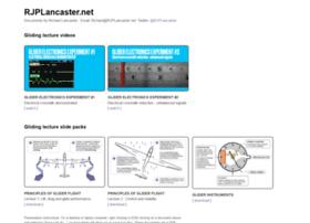 Rjplancaster.net thumbnail