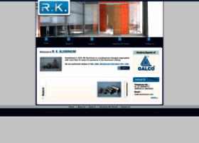 Rkaluminium.com thumbnail