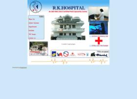 Rkhospitalindia.com thumbnail