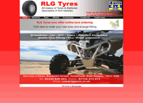 Rlgtyres.co.uk thumbnail