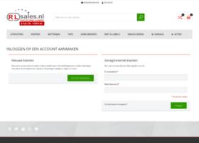 Rlsales-zakelijk.nl thumbnail