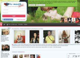 Romanian dating website