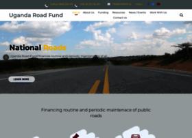 Roadfund.ug thumbnail