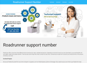 Roadrunnersupportnumber.co thumbnail
