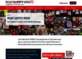 Roadsafetyweek.org.uk thumbnail