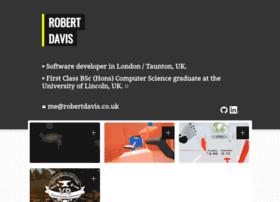 Robertdavis.co.uk thumbnail