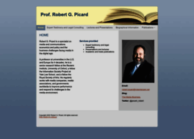 Robertpicard.net thumbnail