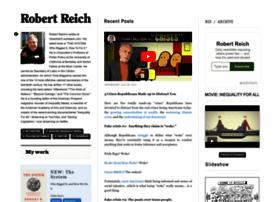 Robertreich.org thumbnail