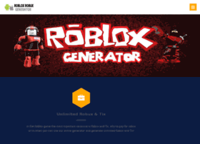 Roblox Robux Generator Official Site Roblox Robux Generator Com At Wi Roblox Robux Generator Com