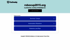 Robocup2015.org thumbnail