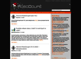 Robodoupe.cz thumbnail