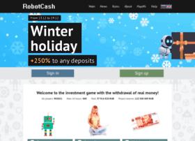 Robot-cash.biz thumbnail