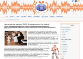 Robot-ears.eu thumbnail