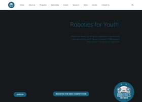 Roboticsforyouth.org thumbnail