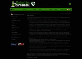 Robotictournament.pl thumbnail