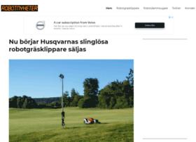 Robotnyheter.se thumbnail