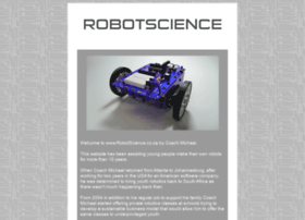 Robotscience.co.za thumbnail