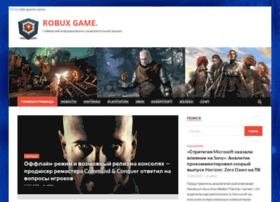 Robuxgame.ru thumbnail