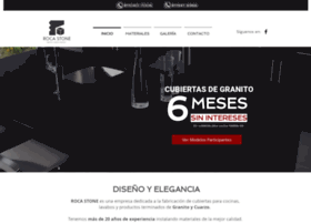 Rocastone.com.mx thumbnail