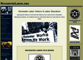 Rochesterlabor.org thumbnail