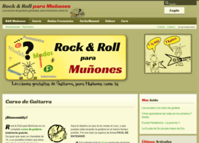 Rockandrollparamunones.com thumbnail
