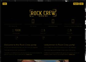 Rockcrewportal.dk thumbnail