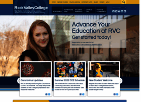 Rockvalleycollege.edu thumbnail