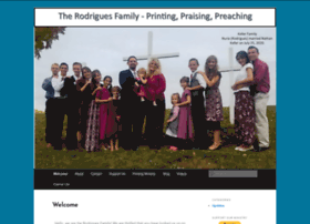 Rodriguesfamilyministries.com thumbnail