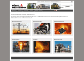 Roessel-messtechnik.de thumbnail