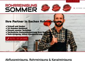 Rohrreinigung-sommer.de thumbnail