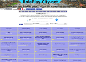 Roleplay-city.net thumbnail