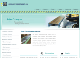 Rollerconveyors.co.in thumbnail