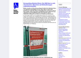 Rollstuhlblog.ch thumbnail