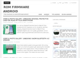 Rom-firmwareandroid.blogspot.in thumbnail