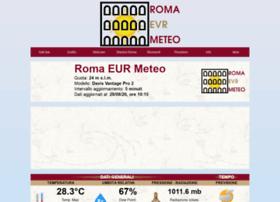 Romaeurmeteo.it thumbnail
