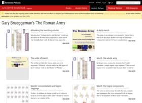 Romanarmy.info thumbnail
