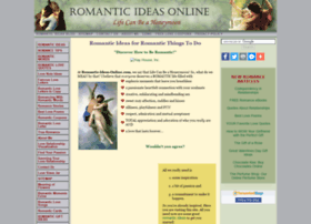Romantic-ideas-online.com thumbnail