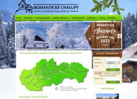 Romantickechalupy.sk thumbnail