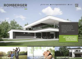 Romberger.at thumbnail