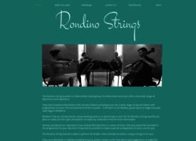 Rondinostrings.co.uk thumbnail