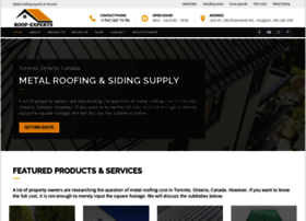 Roof-experts.ca thumbnail