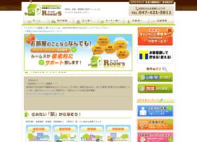 Rooms-chintai.co.jp thumbnail