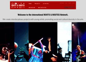 Rootsnroutes.eu thumbnail