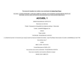 Roquebrune-verites.fr thumbnail