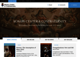 Rosary-center.org thumbnail