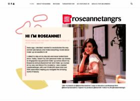 Roseannetangrs.com thumbnail