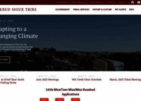 Rosebudsiouxtribe-nsn.gov thumbnail