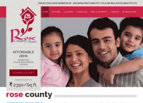 Rosecounty.in thumbnail