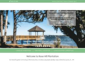 Rosehillplantation.net thumbnail