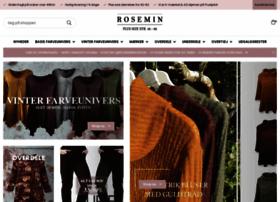 9ff0edbd8ab3 roseminmode.dk at WI. Rosemin Mode - tøj til piger med runde former ...